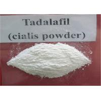 Wholesale C22H19N3O4 Tadalafil Cialis Pharma Grade Steroids 171596-29-5 for ED from china suppliers