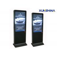 Wholesale LCD Touch Screen Digital Signage Totem , 3G WIFI Touchscreen Display from china suppliers