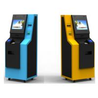 Wholesale Subway Recycling Kiosk Coin and Cash ATM Machine With Fan Fold Printer Thermal Printer from china suppliers