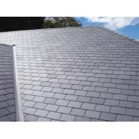 Wholesale Hubei Gray Slate Roof Tiles Grey Roof Slates Natural Slate Roof from china suppliers