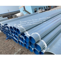China ASTM BS Black Tube Gi Galvanized Steel Pipe/galvanized steel structural pipe/EN 10255 galvanized square pipe/Welded pipe on sale