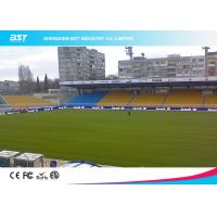 Wholesale Slim Cabinet Stadium Perimeter Led Display , Outdoor Sports Led Display Screen 10mm from china suppliers