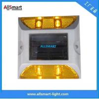 Wholesale Solar road stud ASD-006 solar reflecting marker from china suppliers