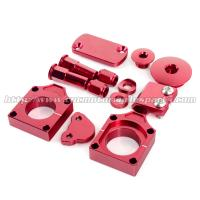 Wholesale Honda CRF 450X Parts Bling Kit With Ktm Axle Blocks And Tire Valve Caps from china suppliers