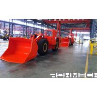 Wholesale Underground mining Load Haul Dump Machine LHD Loader with CE  RL-3 Wheel Loader for Underground Project from china suppliers