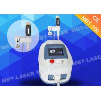 Wholesale Saphire Crystal IPL Hair Removal Machine Mini Bipolar RF For Skin Renewal from china suppliers