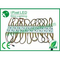 Wholesale Addressable RGB LED Pixel Module DC 12V And 0.72W And Ws2801 ic from china suppliers