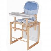 Wholesale Multi Function Popular Babies High Chairs / Baby Feeding Chair with Seat Cushion from china suppliers