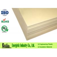 Buy cheap High Rigidity ABS Plastic Sheets Custom For Vacuum Forming With 0.8mm - 13mm Thickness from wholesalers