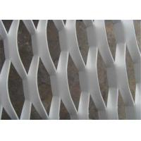 Wholesale Aluminum Expanded Metal Mesh Suspended Ceiling For Decoration Anti - Corrosion from china suppliers