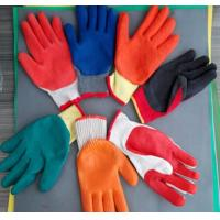 Wholesale latex coated glove latex dipped gloves latex working gloves china wholesale from china suppliers