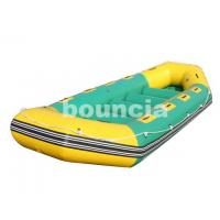 Wholesale Customize Inflatable Rafting Boat  With 2.0mm Durable PVC Fabric Boat Base from china suppliers