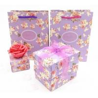 Wholesale candy paper bag gift box from china suppliers