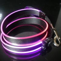 Wholesale lighted dog leash from china suppliers