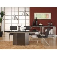 Wholesale Steel Natural Dark Marble Dining Tables / Luxury Office Furniture from china suppliers