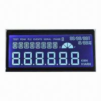 Quality Customized Electronic Ammeter and Electricity Meter LCD Module for sale