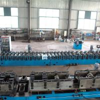 Wholesale Medium / Heavy Duty  Cable Tray Roll Forming Machine Trunking System from china suppliers
