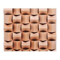 Wholesale Customized 3D Acoustic Diffuser Panels , Sound Absorbing Wall Panels BT new pattern from china suppliers