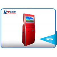 Wholesale Multi function touch screen kiosk stand with WIFI / restaurant self service kiosk from china suppliers