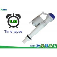 Wholesale Time Lapse Bottom Entry Fill Valve To Save More Water , Sanitary Toilet Float Valve from china suppliers