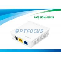 Wholesale Single GE Ethernet Port Gpon Epon ONU Optical Line Terminal Equipment HG8310M from china suppliers