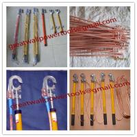Wholesale factory High Voltage Portable Grounding Rod,Price earth rods from china suppliers
