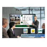 Wholesale Indoor 70 Inch Infrared Large LCD Screen 1920 X 1080 Touch Screen Monitors from china suppliers