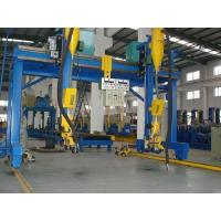 Wholesale China Automatic H Beam Welding Machine with Lincoln DC-1000 Welder SAW Welding in H Beam Line from china suppliers