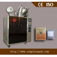 Wholesale Indonesia Java Drip Coffee Packaging Machine with Outer Envelope from china suppliers