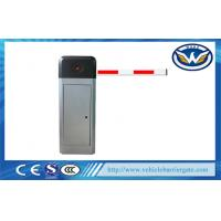 Wholesale 0.6 Sec High Speed Road Barrier Gate , Automatic Car Park Gates Remote Control from china suppliers