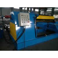 Wholesale PLC Control Hydraulic Uncoiler Decoiler 10T Machine With 5.5 KW Unit Power from china suppliers