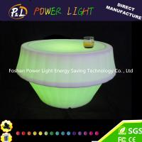 Wholesale Lounge Furniture Outdoor RGB Illuminated Led Furniture from china suppliers