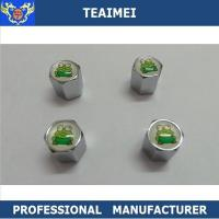 Wholesale Auto Logo Car Tire Valve Caps Dust Metal Alert Air Cap Various Type from china suppliers
