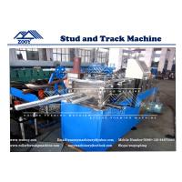 Wholesale Furring Roll Forming Machine 0.3-0.8mm Galvanized Steel from china suppliers