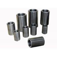 Wholesale Rebar Splicing Coupler Parallel Threads 100 % Bar Break Upsetting End from china suppliers