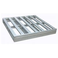 Wholesale Customized Stable Widely Used Hot sell Steel Pallet from china suppliers