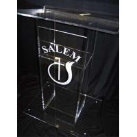 Wholesale Acrylic school lectern podium,Perspex Stand,Acrylic Lectern from china suppliers