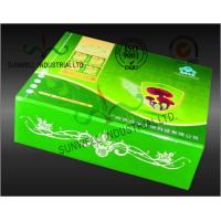 Wholesale Eco Friendly Pharmaceutical Packaging Design Storage Boxes For Tablets / Vial from china suppliers