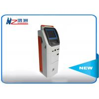 Wholesale OEM 32 inch automatic self ordering kiosk with card reader cash payment from china suppliers
