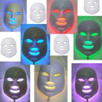 Quality Led Facial Mask Face Skin Care Light Therapy , Rejuvenating Skin Light Therapy Unit for sale