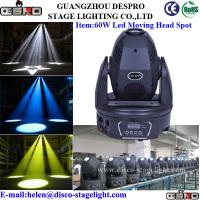 Wholesale Concert LED Moving Head Spot Lighing Gobo Lighting Effects from china suppliers
