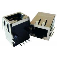 Wholesale LPJ0195CNL Cross GISX-188S2-9001 Rj45 Modular Jack & Magnetics 4 cores from china suppliers