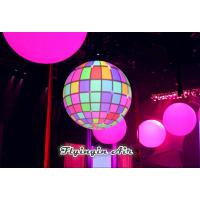 Wholesale 2m Pink Inflatable Light Balloon with Blower Inside for Party and Event Decoration from china suppliers