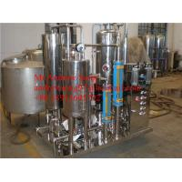 Wholesale High Quality Carbonated Soft Drink Mixing Machine / Mixer from china suppliers