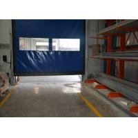 Wholesale Warehouse workplace use high speed overhead doors keep room clean from china suppliers