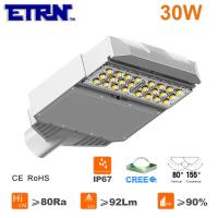 Wholesale ETRN Brand CREE LED 30W LED Streetlights Garden Road Square Parking lights Highway from china suppliers