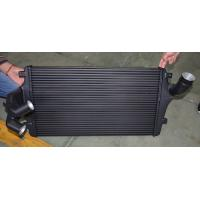 China Aluminum automotive air to air intercooler bar plate air to air heat exchanger on sale