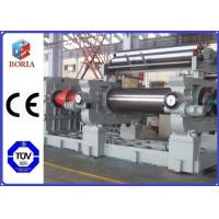 """Wholesale Customized Rubber Mixer Machine , Rubber Processing Machines 18"""" Roller Working Diameter from china suppliers"""