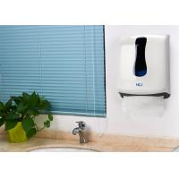Wholesale Class White Toilet Paper Towel Dispensers Wall Mounted With Key System from china suppliers