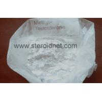 Wholesale Medical 58-18-4 Muscle Growth Raw Testosterone Powder Methyltestosterone Steroids from china suppliers
